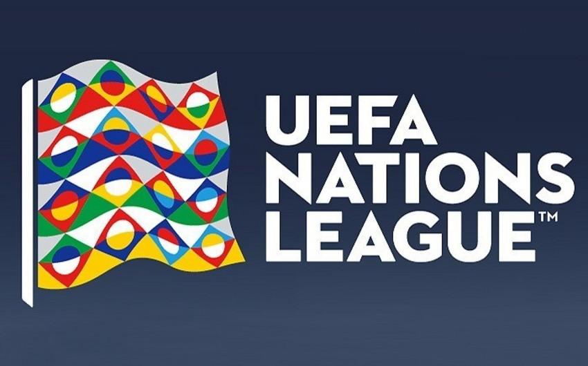 UEFA Millətlər Liqası oyunlarının yeni vaxtı açıqlandı