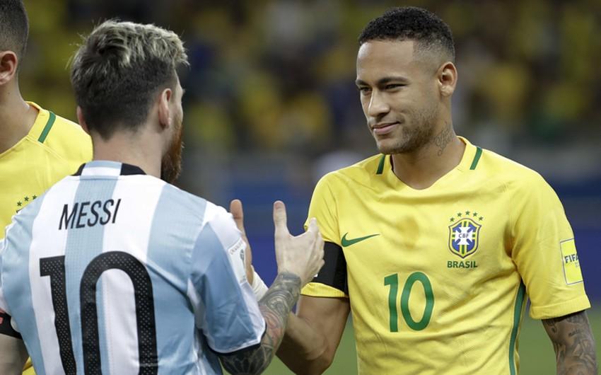 Квалификация ЧМ-2018: Бразилия разгромила Аргентину и другие результаты - ВИДЕО