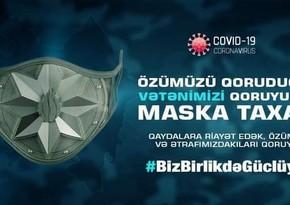 TƏBİB призвал граждан носить медмаски