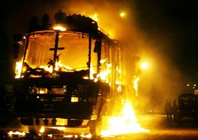 Pakistan bus blast kills 10, injures 39