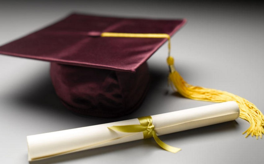Xarici diplomların tanınmasıilə bağlı qeydə alınan müraciətlərin sayı açıqlanıb