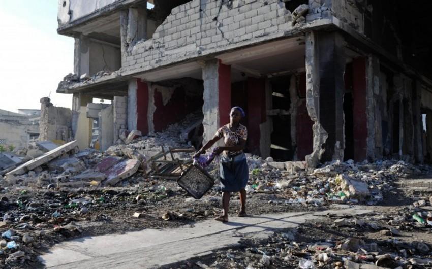 Число жертв землетрясения на Гаити увеличилось до 14