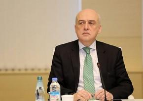 """Gürcüstanın XİN başçısı: """"Mühüm regional layihələrin reallaşdırılmasına töhfə verməyə hazırıq"""""""