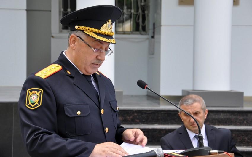 Начальник полиции отправлен на пенсию