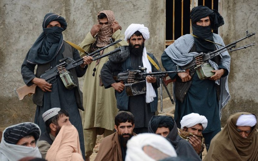 """""""Taliban"""" Əfqanıstan hökumətinə 34 milyon dollar ziyan vurub"""