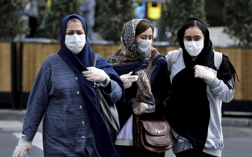 İranda yoluxanların sayı 304 204 nəfər oldu