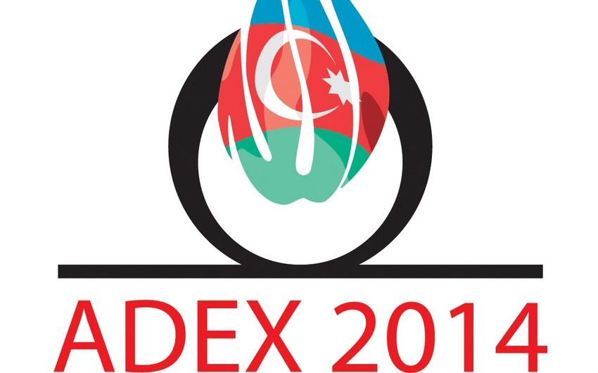 """""""ADEX 2014"""" sərgisinə 33 ölkə qatılacaq"""