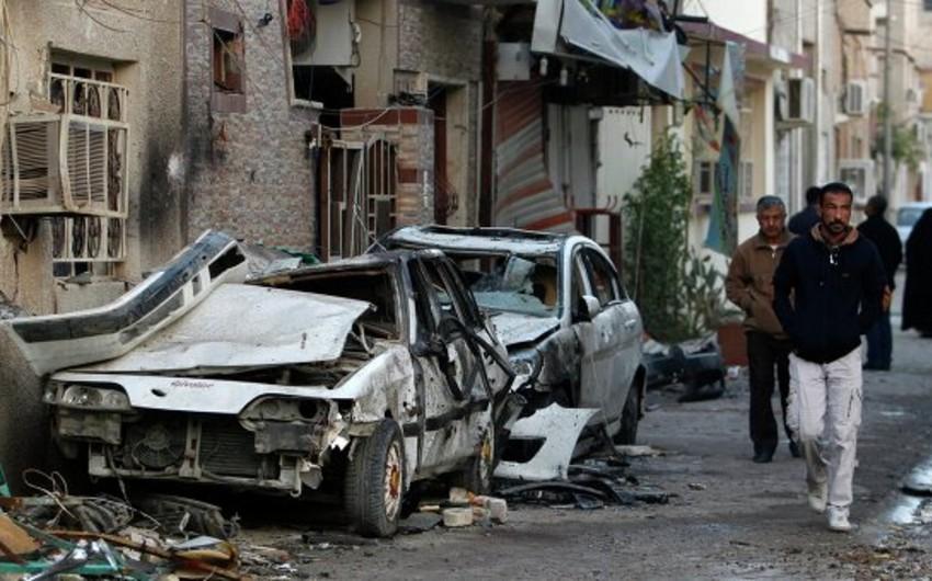 İraqda terror aktı: 17 ölü, 37 yaralı