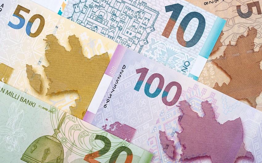 Скорость обращения азербайджанского маната снизилась