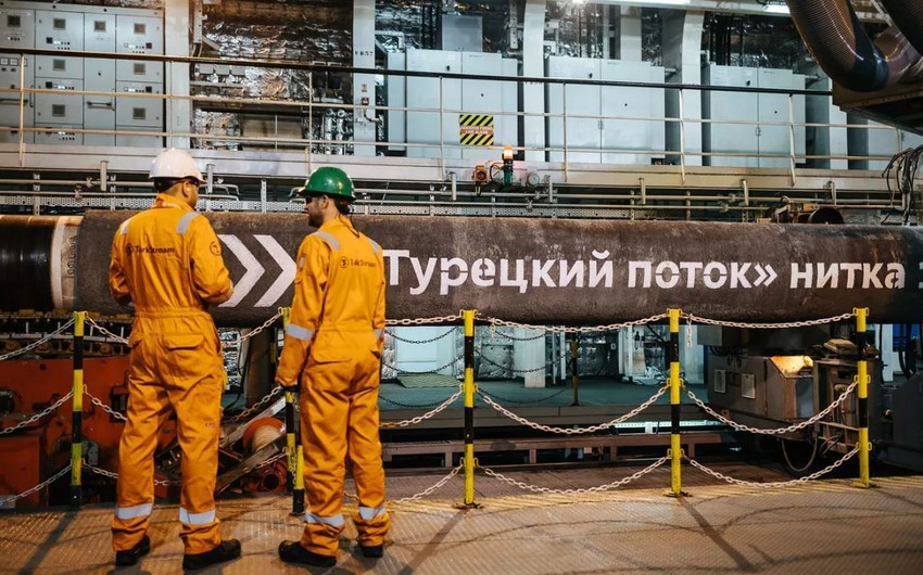 Россия надеется на завершение строительства Турецкого потока к 2020 году