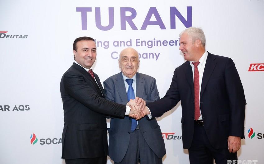 SOCAR AQS establishes joint venture with KCA Deutag