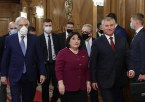 Парламент Азербайджана и Госдума РФ подпишут соглашение о сотрудничестве
