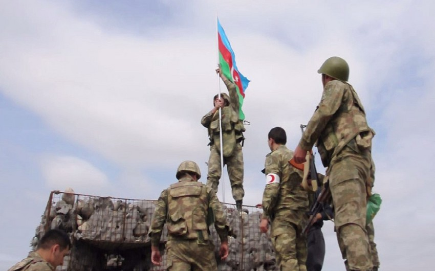 Victory and Karabakh- New orders of Patriotic War