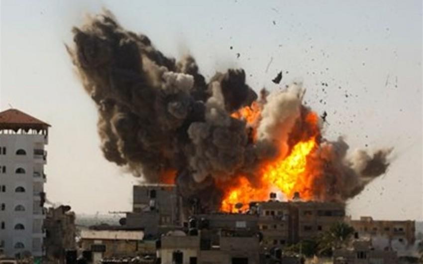 Səudiyyə Ərəbistanında partlayış nəticəsində 4 nəfər ölüb