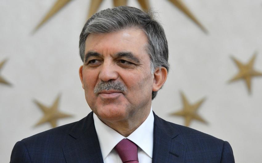 Abdullah Gül: Türkiyə dövləti və xalqı daim Azərbaycanın yanındadır