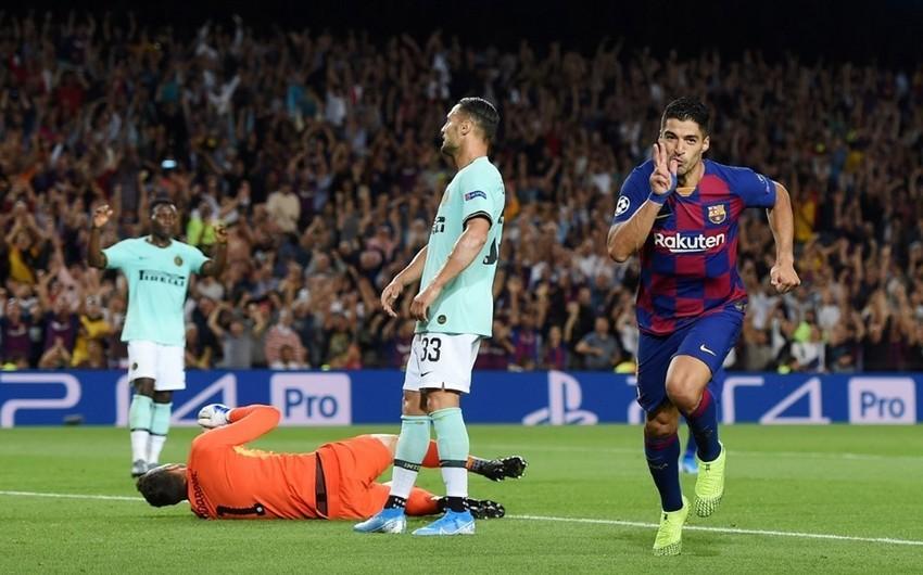 UEFA Çempionlar Liqasında II turun son 8 oyunu keçirilib - VİDEO