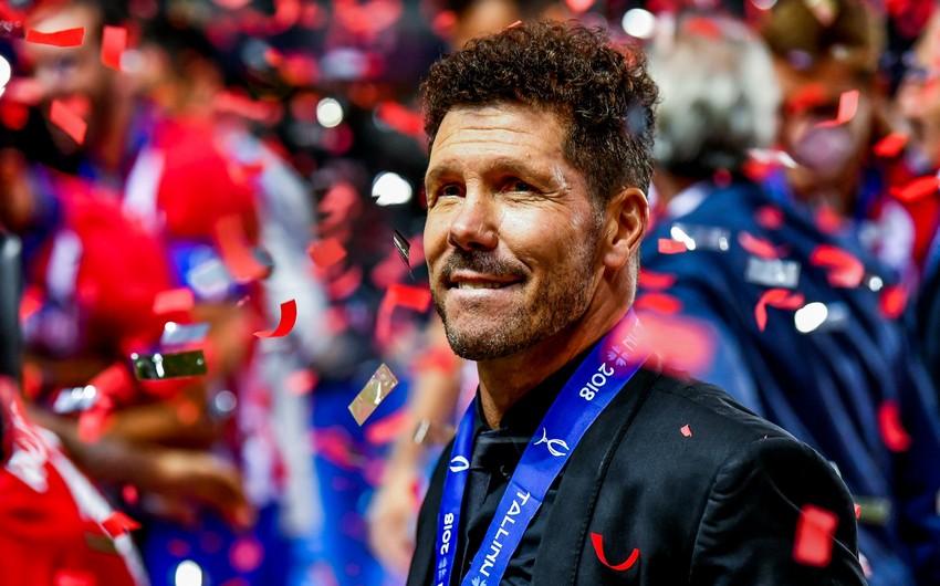 Симеоне - самый успешный тренер в истории Атлетико