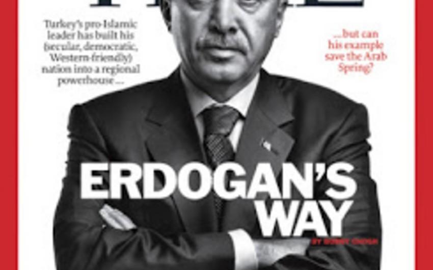 """""""Time"""" jurnalı Әrdoğanı ilin adamı elan edə bilər"""