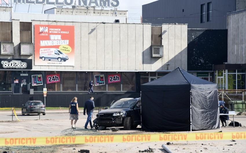 В Риге застрелен экс-футболист
