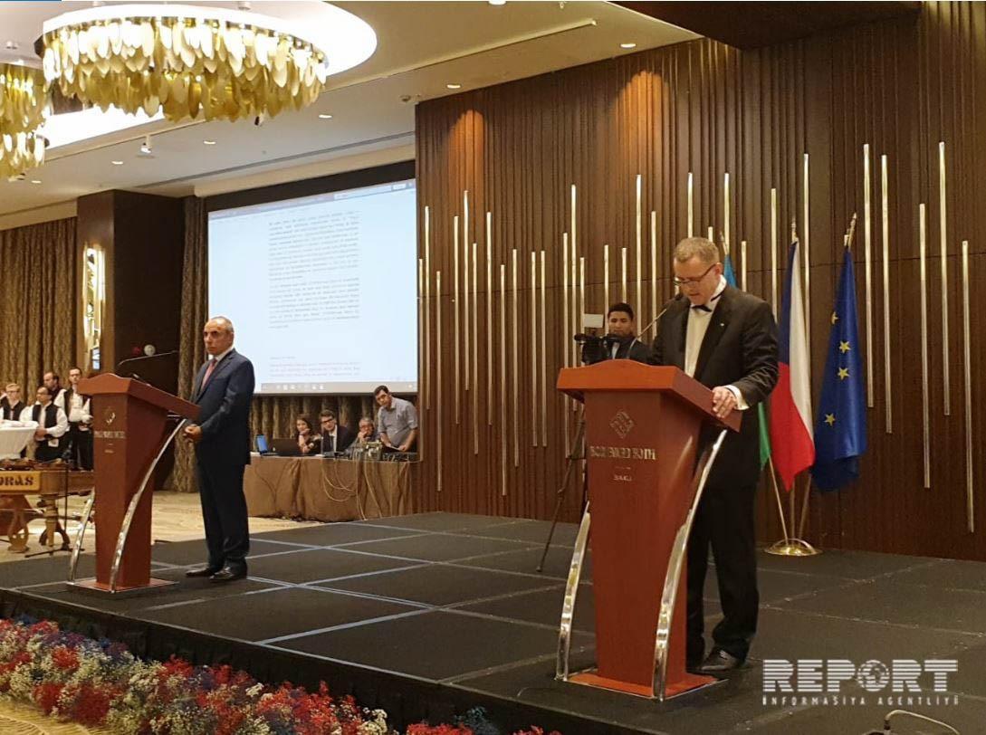 Заместитель премьера: Азербайджан придает большое значение развитию сотрудничества с Чехией