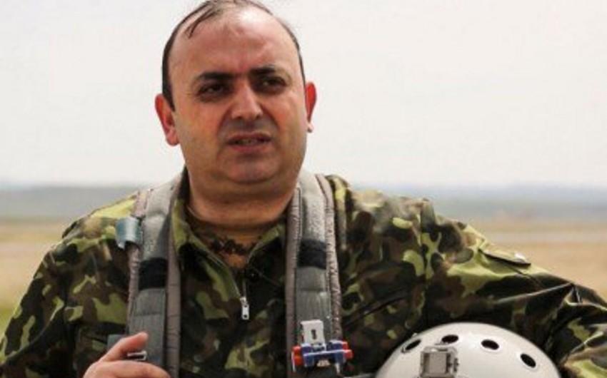 Ermənistan silahlı qüvvələrinin Aviasiya idarəsinin rəisi işdən çıxarılıb