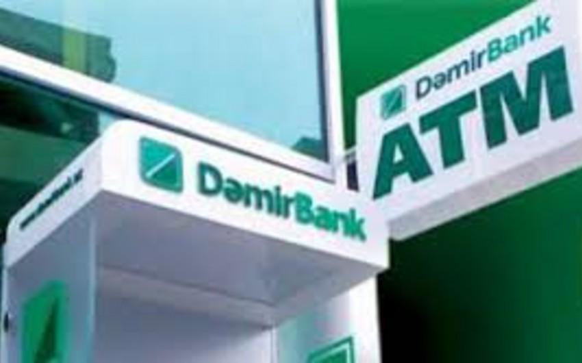 """""""DəmirBank"""" ATM şəbəkəsini genişləndirir"""