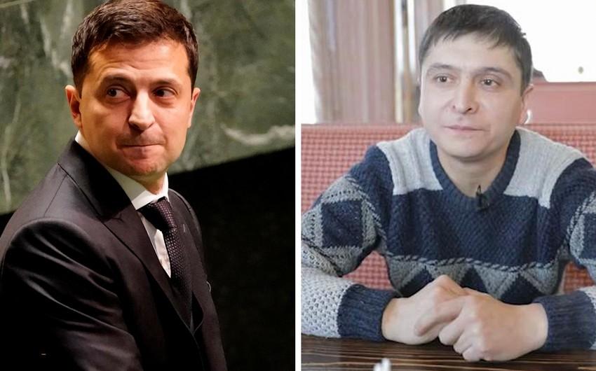 В Москве нашли двойника Зеленского - ФОТО - ВИДЕО