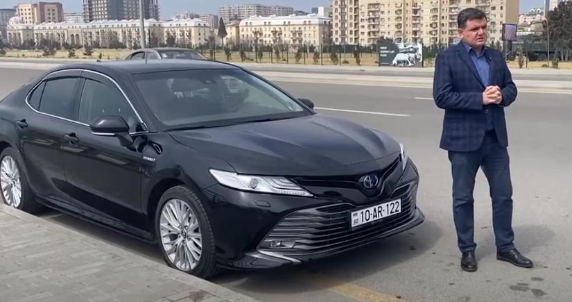 Toyotanın hibrid və benzin modelləri test edildi – Mükəmməl nəticə - VİDEO