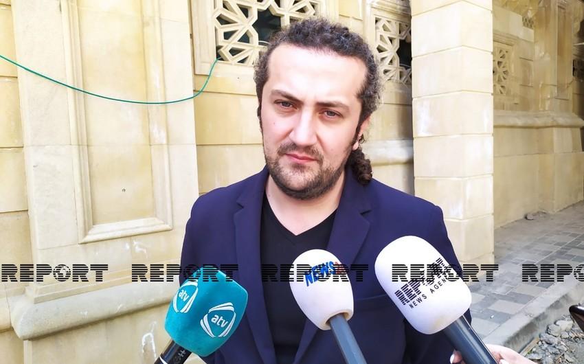 """Orxan Abbasov: """"Eldar Quliyev kinoya yeni axtarışlar, eksperimentlər gətirməyə çalışmışdı"""""""
