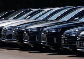 Avropada avtomobil satışları xeyli azalıb
