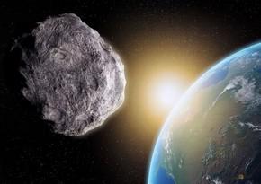 Yeri asteroidlə toqquşma təhlükəsi gözləyir