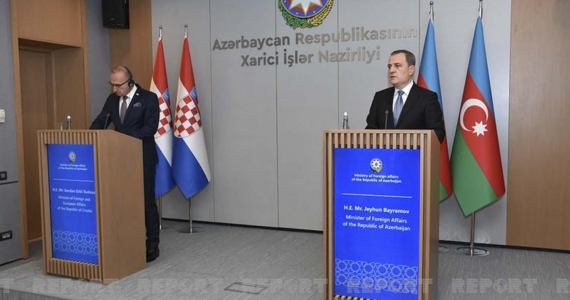 Глава МИД: Азербайджан и Хорватия планируют подписать еще 7 документов