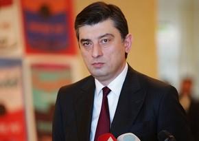 Gürcüstanın keçmiş baş nazirinin yerli seçkilərdə iştirakı gözlənilir