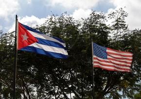 ABŞ yenidən Kubanı terrorizmin sponsoru olan ölkələr siyahısına saldı