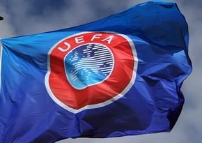 UEFA avrokuboklar üçün mükafat fondunu azaldır