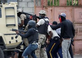 Haitidə azı 15 nəfər silahlı insident zamanı həlak olub