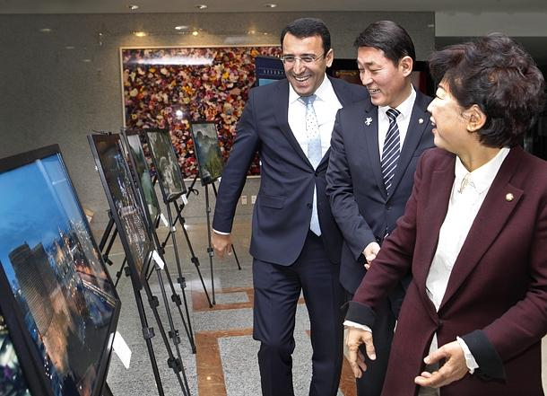 Seoul hosts an exhibition dedicated to Azerbaijan