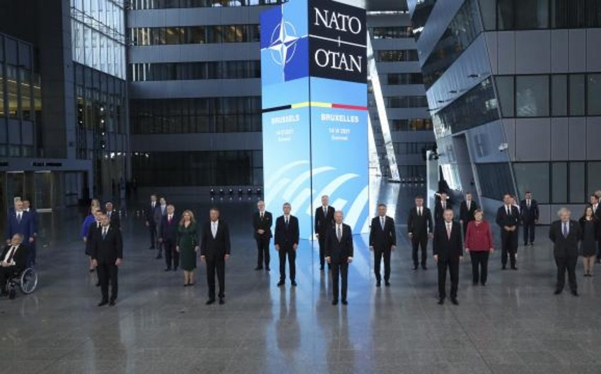 NATO summit kicks off in Brussels