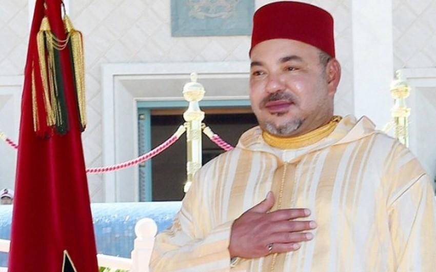 King of Morocco congratulates President Ilham Aliyev