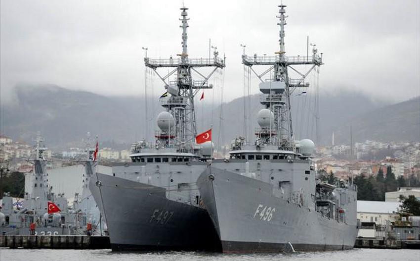 Türkiyə donanmasının Ədən körfəzində mandatı uzadılıb