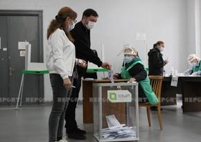 Вторые выборы в Грузии в условиях пандемии