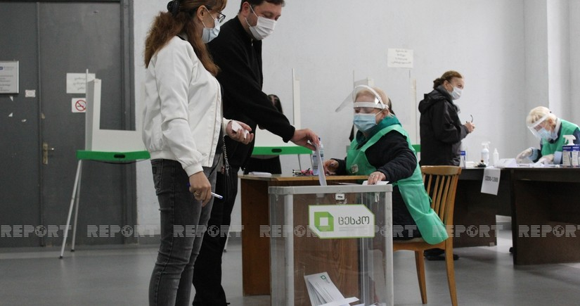 Second elections in Georgia amid COVID pandemic