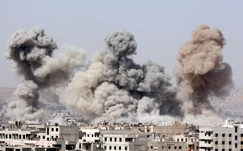 Suriyada 19 dinc sakin ölüb, 44 nəfər yaralanıb