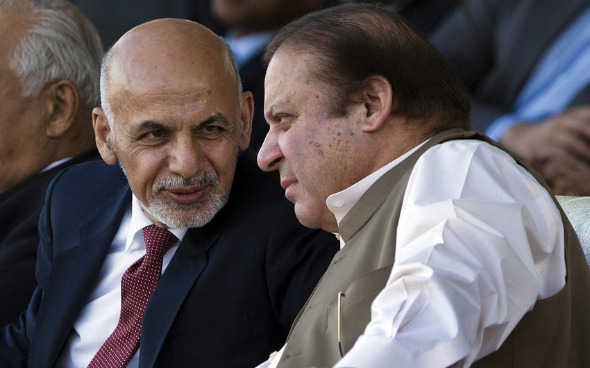 Pakistan's PM Backs Afghan Efforts to Bring Taliban to Negotiating Table