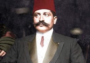 Tələt Paşanın erməni terrorunun qurbanı olmasından 100 il ötür