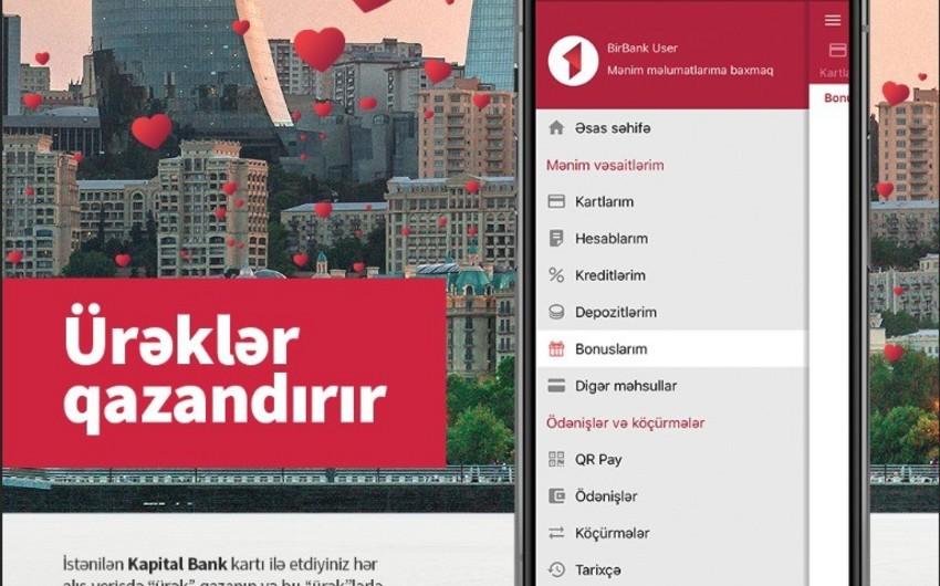 """""""Kapital Bank"""" növbəti yeniliyini təqdim edib"""