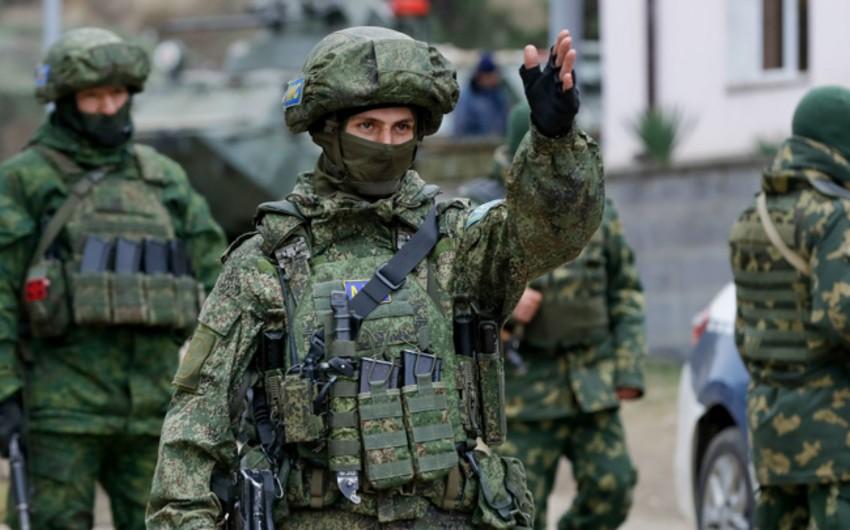 Russian peacekeepers strengthen security in Karabakh