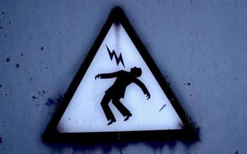 Beyləqanda 36 yaşlı kişini elektrik cərəyanı vurub