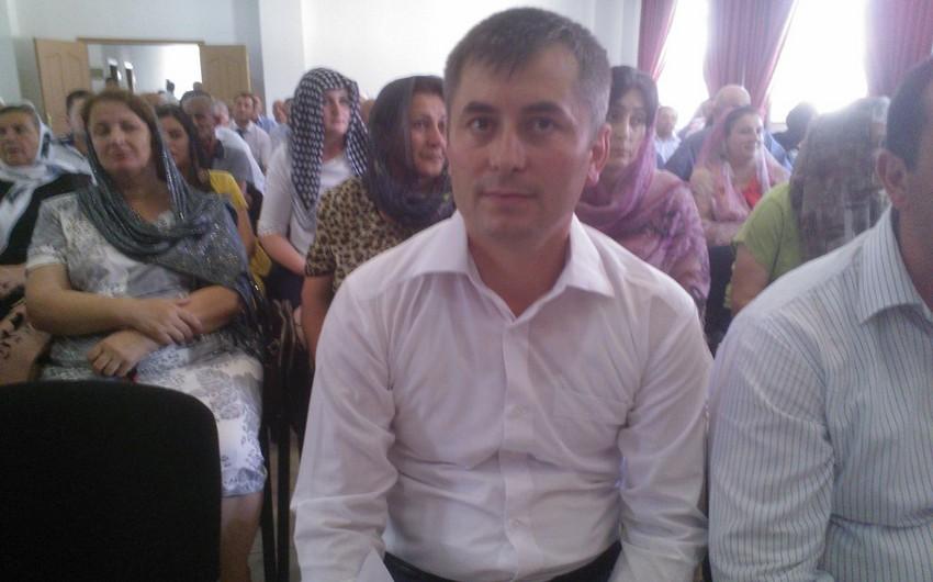 Шейх-уль-ислам назначил нового казия в Загаталу