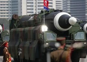 KİV: KXDR Yapon dənizinə ballistik raket atıb